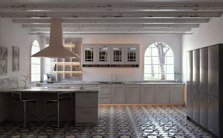 Sprzęty meblowe, dodatki oraz dobór barw do wnętrza mieszkania